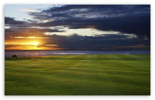 Download Worneth low Golf Course UltraHD Wallpaper