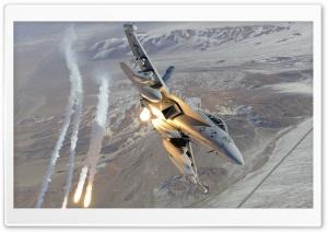F 18 Hornet Flares