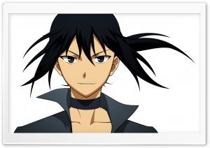 Canaan Anime   Alphard