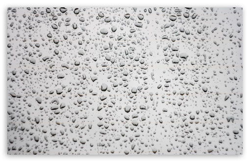 Download Rain Drops UltraHD Wallpaper