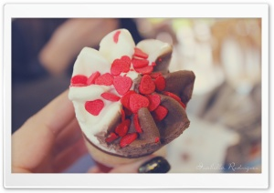 Valentine's Day Ice Cream