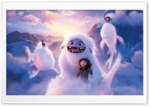 Abominable Movie Yi and Yeti