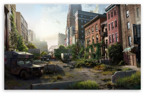 Download The Last Of US (Video Game) UltraHD Wallpaper