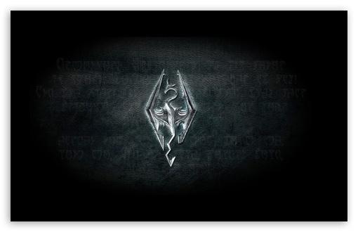 Download Skyrim Dragonborn UltraHD Wallpaper