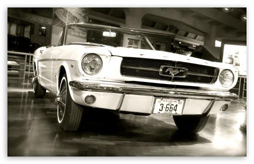 Download Ford Mustang 1967 UltraHD Wallpaper