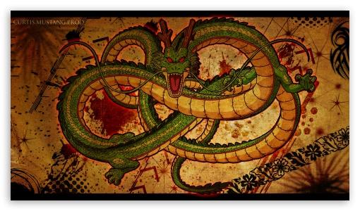 Download Chinese Dragon Drawing UltraHD Wallpaper