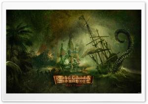 Dead Man's Chest Pirates...
