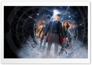 Doctor Who The Time of the...