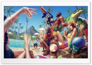 Pool Party - League of Legends