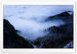 Sea of Clouds, Mountain