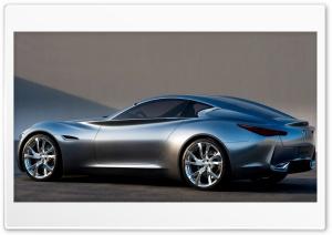 Infiniti Super Concept Car 1