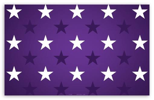 Download Purple Stars UltraHD Wallpaper