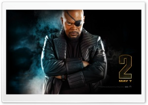 Nick Fury, Iron Man 2
