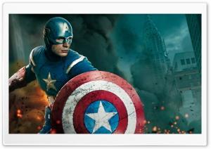 The Avengers - Captain...