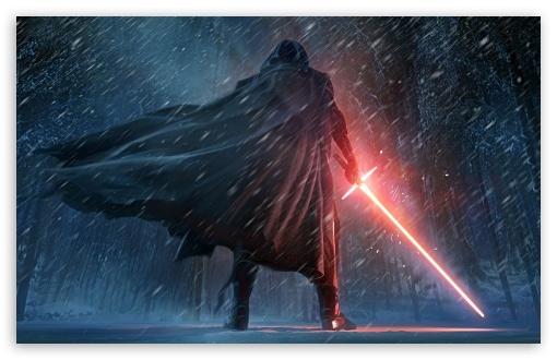 Download Kylo Ren Star Wars The Force Awaken UltraHD Wallpaper