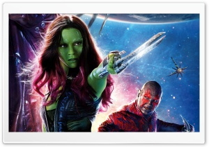 Guardians of the Galaxy Zoe...