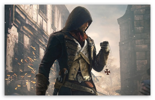 Download Assassins Creed Unity UltraHD Wallpaper