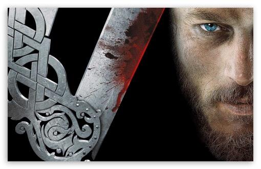 Download Vikings TV Show UltraHD Wallpaper