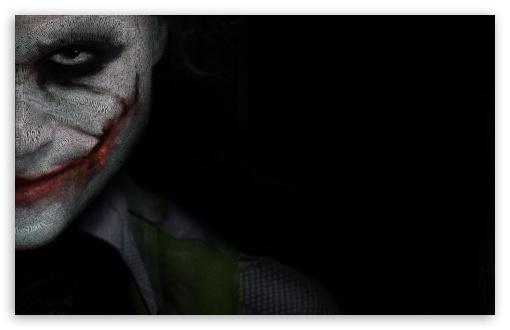 Download Joker Smile UltraHD Wallpaper