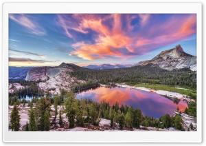 Violet Lake Dawn