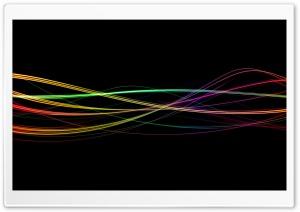Colorful Light Trails