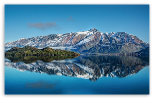 Download Road to Glenorchy UltraHD Wallpaper