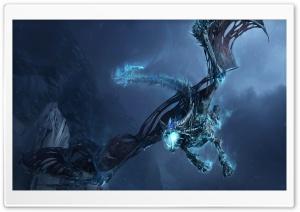 World Of Warcraft Ice Dragon