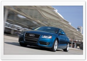 Audi A5 3.2 Coupe Us Spec