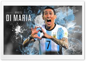 Angel Di Maria Argentina - 2016