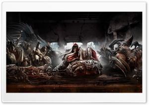 Darksiders Warrior Hell