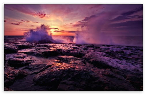 Download Beautiful Sunset UltraHD Wallpaper