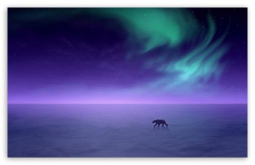 Download Aurora Borealis UltraHD Wallpaper
