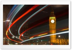 England, London, Big Ben