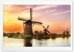 Holland Mill Sunset