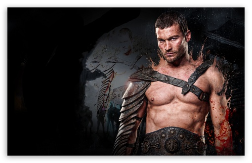Download Spartacus UltraHD Wallpaper
