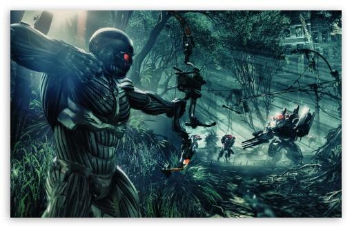 Download Crysis 3 UltraHD Wallpaper