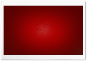 Windows Vista Red