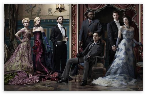 Download Dracula TV series Cast UltraHD Wallpaper