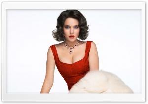 Lindsay Lohan As Elizabeth...