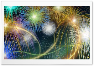Fireworks Shows, Fourth Of July
