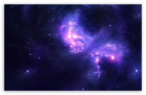 Download Space Painting UltraHD Wallpaper