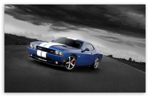 Download Dodge Challenger SRT8 Photo UltraHD Wallpaper
