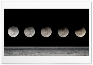 Moon Eclipse Sequence