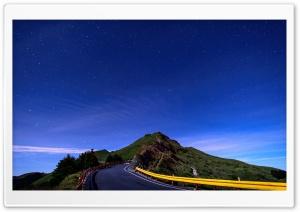 Hehuanshan Mountain in Taiwan