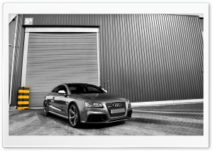 Audi RS5 Gray