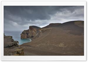 Capelinhos Volcano, Faial...