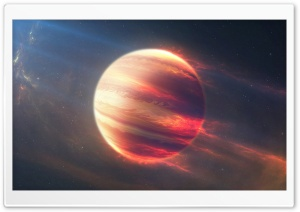 Space Fire Planet