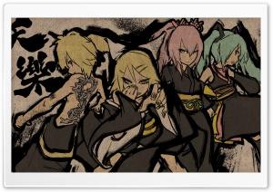 Warriors Anime