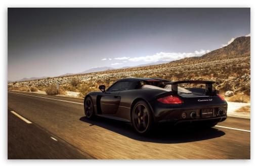 Download Porsche Carrera GT UltraHD Wallpaper