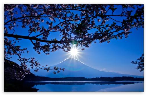 Download Mount Fuji, Japan UltraHD Wallpaper